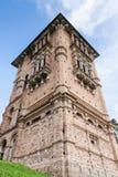 Toren van het verlaten Kasteel van Kellie in Batu Gajah, Maleisië Royalty-vrije Stock Fotografie