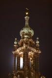 Toren van Hofkirche Stock Fotografie
