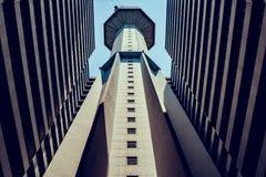 Toren van hotel Royalty-vrije Stock Foto