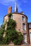 Toren van kasteel Royalty-vrije Stock Foto