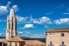 Toren van Kerk van St Felix stock foto's