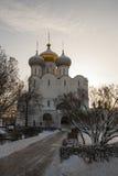 Toren van klooster Royalty-vrije Stock Fotografie