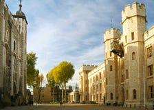 Toren van Londen Stock Afbeeldingen