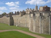 Toren van Londen royalty-vrije stock foto's