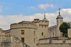 Toren van Londen Stock Foto