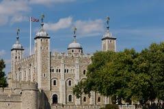 Toren van Londen, Engeland Royalty-vrije Stock Afbeeldingen