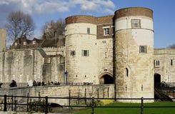 Toren van Londen-I-Engeland Stock Afbeeldingen