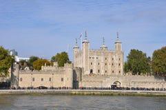 Toren van Londen - Londen, Engeland Royalty-vrije Stock Foto