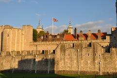 Toren van Londen - Londen, Engeland Royalty-vrije Stock Fotografie
