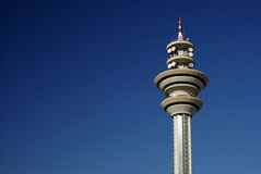 Toren van mededelingen Stock Fotografie