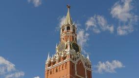 Toren van Moskou het Kremlin Royalty-vrije Stock Foto