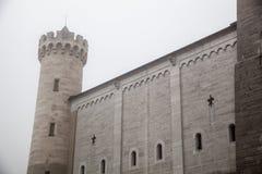 Toren van Neuschwanstein-Kasteel royalty-vrije stock foto