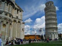 Toren van Pisa Royalty-vrije Stock Fotografie