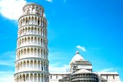 Toren van Pisa Royalty-vrije Stock Afbeeldingen