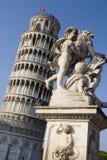 Toren van Pisa stock fotografie