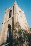 Toren van St Johns Bisschoppelijke Kerk, Ashewood, Tennessee Stock Foto