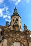 Toren van St. Peter en Paul Church Royalty-vrije Stock Afbeelding