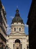 Toren van St. Stepans koepel stock afbeelding