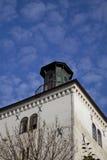 Toren van Zagreb Stock Foto's
