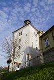 Toren van Zagreb Royalty-vrije Stock Foto's