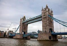 Torenbrug Royalty-vrije Stock Afbeeldingen
