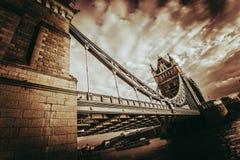 Torenbrug het Verenigd Koninkrijk stock foto
