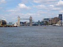 Torenbrug, Londen royalty-vrije stock afbeeldingen