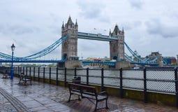 Torenbrug in Londen Stock Foto's