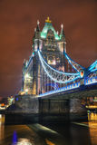 Torenbrug in Londen, Groot-Brittannië Royalty-vrije Stock Fotografie