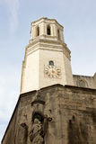 Torengirona Kathedraal Stock Afbeeldingen