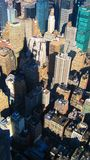 Torenhoge Schaduw (e) Stock Afbeelding
