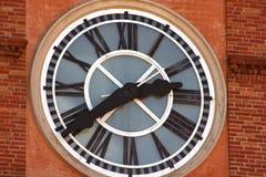 Torenhorloge Stock Foto