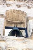 Torenklok van een Italiaanse Kerk Stock Foto's
