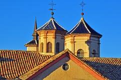 Torens van Cuenca Royalty-vrije Stock Fotografie