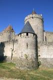 Torens van de muren Royalty-vrije Stock Afbeeldingen