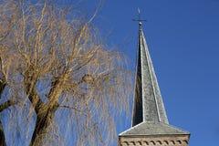 Torenspits Royalty-vrije Stock Afbeelding