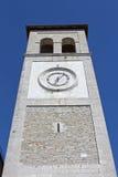 Torenspits van de kathedraal Santa Maria Assunta i royalty-vrije stock foto