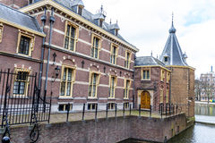 The Torentje, Little Tower of the Dutch Prime Minister Royalty Free Stock Photos