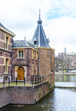 The Torentje, Little Tower of the Dutch Prime Minister portrait Royalty Free Stock Image