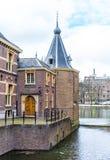 Torentje, Mały wierza Holenderski Pierwszorzędnego ministra portret Obraz Royalty Free