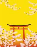 tores de sakura Photographie stock
