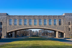 Torgersen Hall Royalty Free Stock Photo