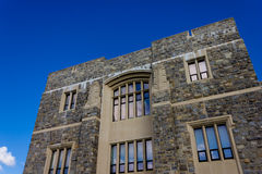 Torgersen Hall royalty free stock image