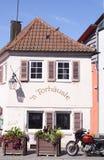 Torhaeusle-Winnenden-Tyskland Royaltyfria Foton