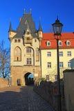 Torhaus Meissen Stockbilder