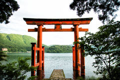 Tori gate Royalty Free Stock Images