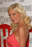 Tori Spelling Photo stock