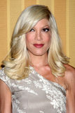 Tori Spelling Stock Photo