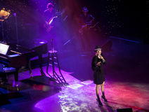 Tori Warne in Concert Stock Photography