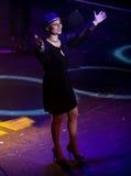 Tori Warne in Concert Royalty Free Stock Photos